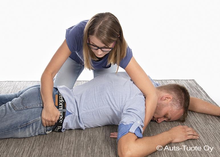 tajuttoman ensiapu
